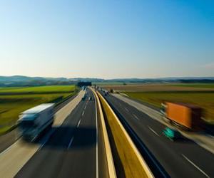 országúti szállítás